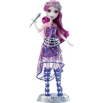 Mattel Monster High Dance the Fright Away Singing Popstar Ari Hauntington Doll