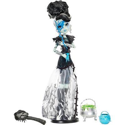 Mattel Monster High Ghouls Rule Frankie Stein Doll