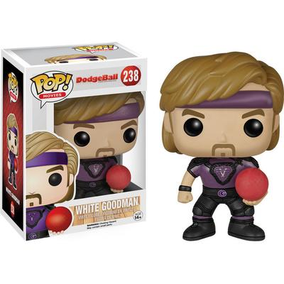 Funko Pop! Movies Dodgeball White Goodman