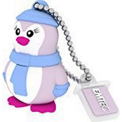 Emtec Animalitos Penguin Lady M336 8GB USB 2.0