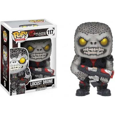 Funko Pop! Games Gears of War Locust Drone