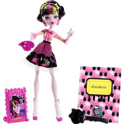Mattel Monster High Art Class Draculaura Doll