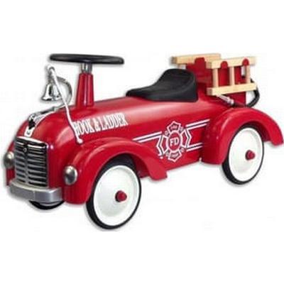 Goki Ride on Vehicle Fire Brigade
