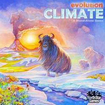 North Star Games Evolution: Climate (Stand Alone) (Engelska)