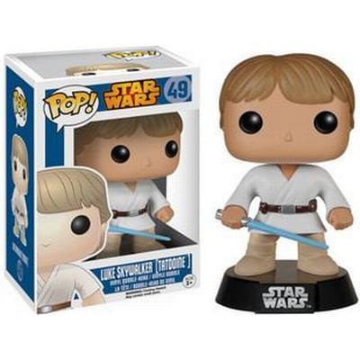 Funko Pop! Star Wars Luke Skywalk Bespin