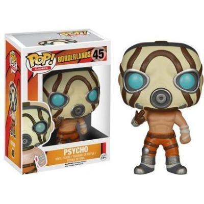 Funko Pop! Games Borderlands Psycho