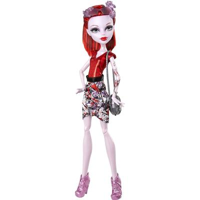 Mattel Monster High Boo York Frightseers Operetta Doll