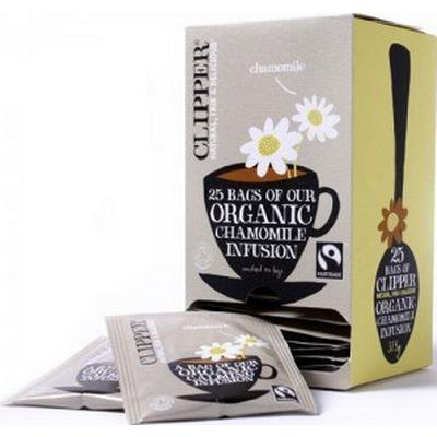 Clipper Organic Chamomile Infusion 25 Teabags