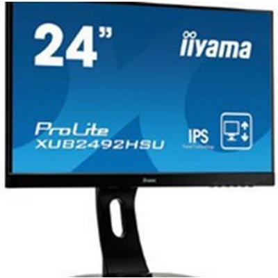 """Iiyama ProLite XUB2492HSU-B1 23.8"""""""
