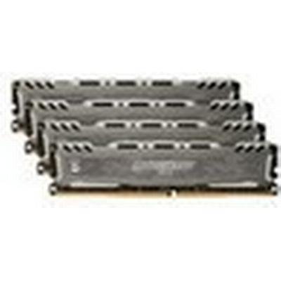 Crucial Ballistix Sport DDR4 2400MHz 8GBx4 (BLS4C8G4D240FSBK)