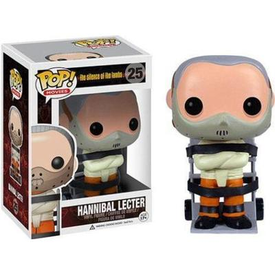 Funko Pop! Movies The Silence of the Lambs Hannibal Lecter