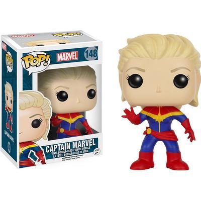 Funko Pop! Marvel Unmasked Captain Marvel