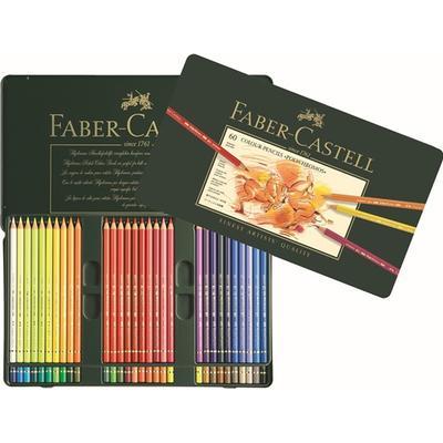 Faber-Castell Polychromos Color Pencils Box of 60