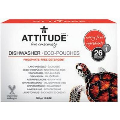 Attitude Phosphate Free Dishwasher Eco Tablets 26-pack