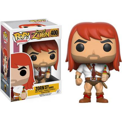 Funko Pop! TV Son of Zorn with Hot Sauce