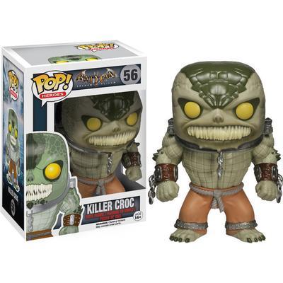 Funko Pop! Heroes Arkham Asylum Killer Croc