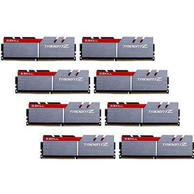 G.Skill Trident Z DDR4 2133MHz 8x16GB (F4-3200C14Q2-128GTZ)