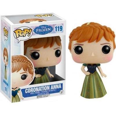 Funko Pop! Disney Frozen Coronation Anna