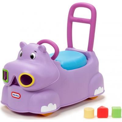 Little Tikes Scoot Around Animal Hippo