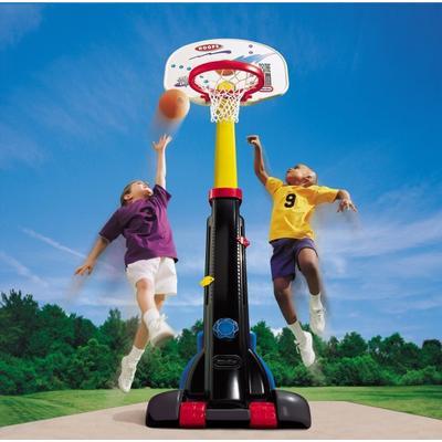 Little Tikes Easy Store Basketball Set Large