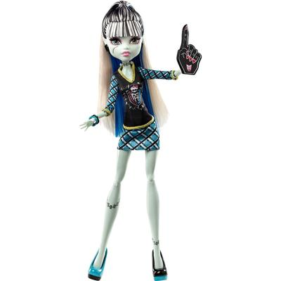 Mattel Monster High Ghoul Spirit Frankie Stein Doll