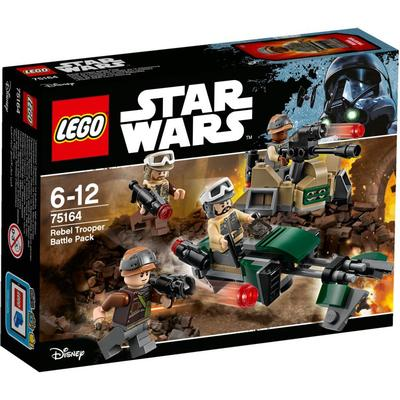 Lego Star Wars Rebel Trooper Battle Pack 75164
