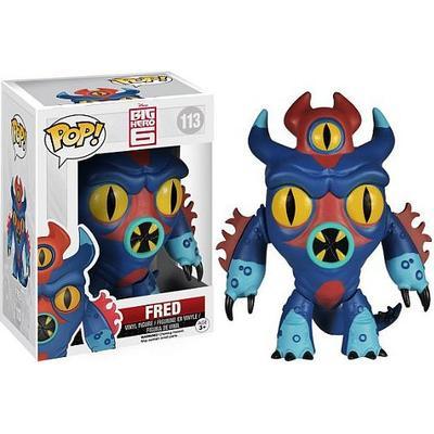 Funko Pop! Disney Big Hero 6 Fred