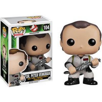 Funko Pop! Movies Ghostbusters Dr Peter Venkman