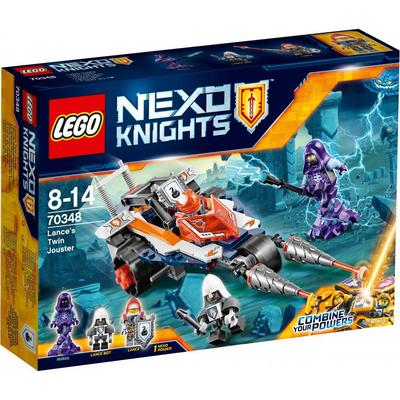 Lego Nexo Knights Lance's Twin Jouster 70348