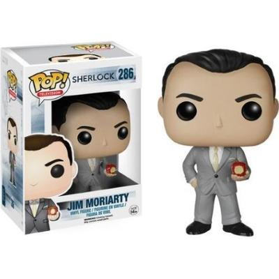 Funko Pop! TV Sherlock Jim Moriarty