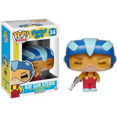 Funko Pop! TV Family Guy Ray Gun Stewie