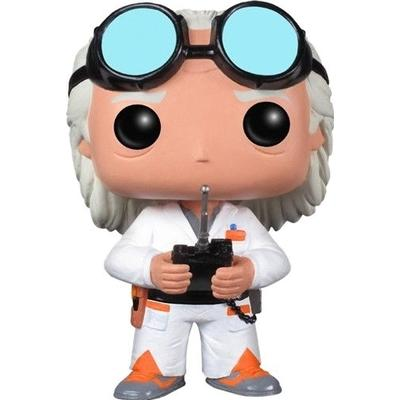 Funko Pop! Movies Back to the Future Dr Emmett Brown