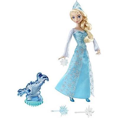 Mattel Disney Frozen Ice Power Elsa Doll