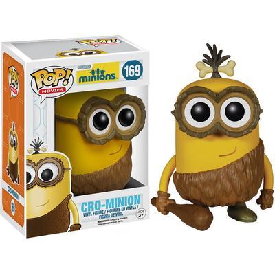 Funko Pop! Movies Minions Cro Minion