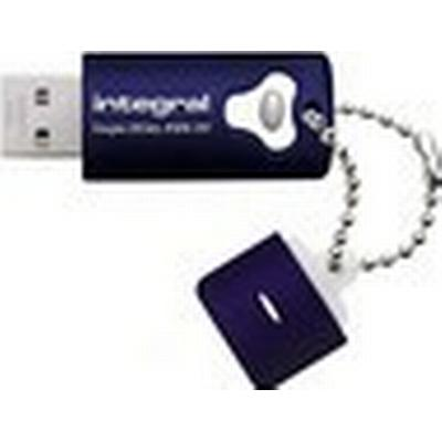 Integral Crypto Dual FIPS197 32GB USB 3.0