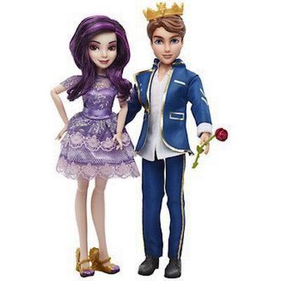 Hasbro Disney Descendants Mal & Ben Dolls 2 Pack B3128