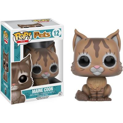 Funko Pop! Pets Maine Coon