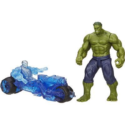 Hasbro Marvel Avengers Age of Ultron Hulk vs Sub Ultron 003 Figure Pack B1484