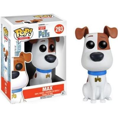 Funko Pop! Movies The Secret Life of Pets Max