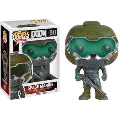 Funko Pop! Games Doom Space Marine