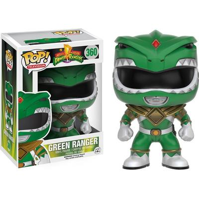 Funko Pop! TV Power Rangers Green Ranger