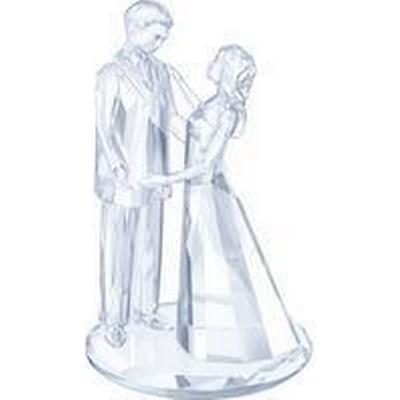 Swarovski Love Couple 10.8cm Prydnadsfigur