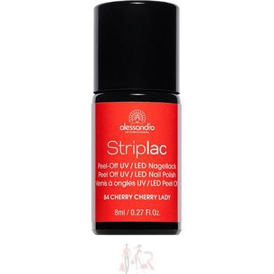 Alessandro Striplac Nail Polish #184 Cherry Cherry Lady 8ml