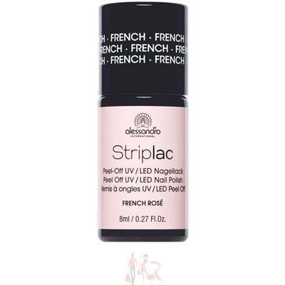 Alessandro Striplac Nail Polish French Rosa 8ml