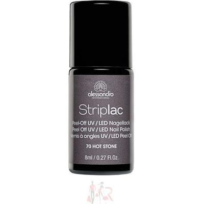 Alessandro Striplac Nail Polish #170 Hot Stone 8ml