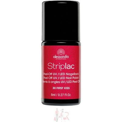 Alessandro Striplac Nail Polish #30 First Kiss 8ml