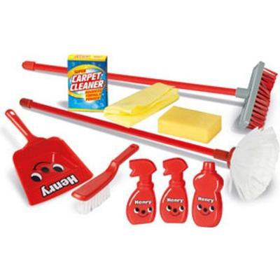 Casdon Henry Household Cleaning Set
