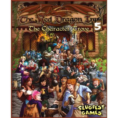Slugfest games The Red Dragon Inn 5