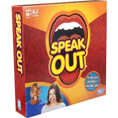 Speak Out (Engelska)