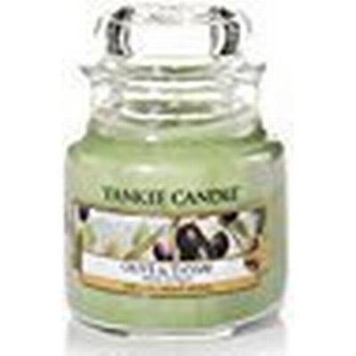 Yankee Candle Olive & Thyme 104g Doftljus